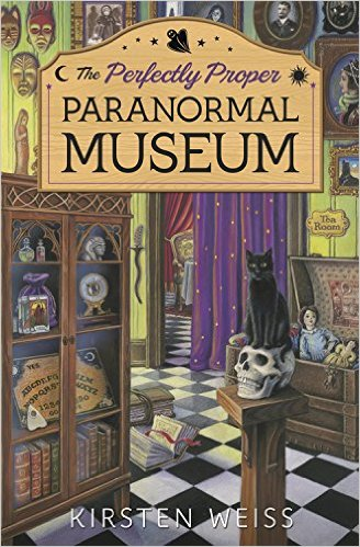paranormal museum