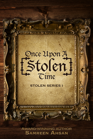 once upon a stolen time cover