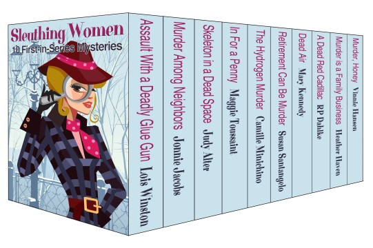 sleuthing women cover
