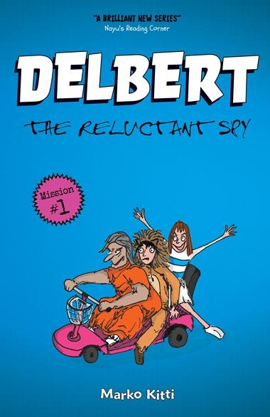 delbert cover