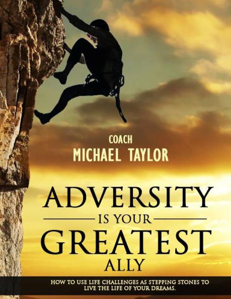 Adversity is Your Greatest Ally_Cover Image