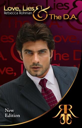Love, Lies & The D.A. Book Cover