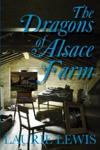 The Dragons of Alsace Farm cover