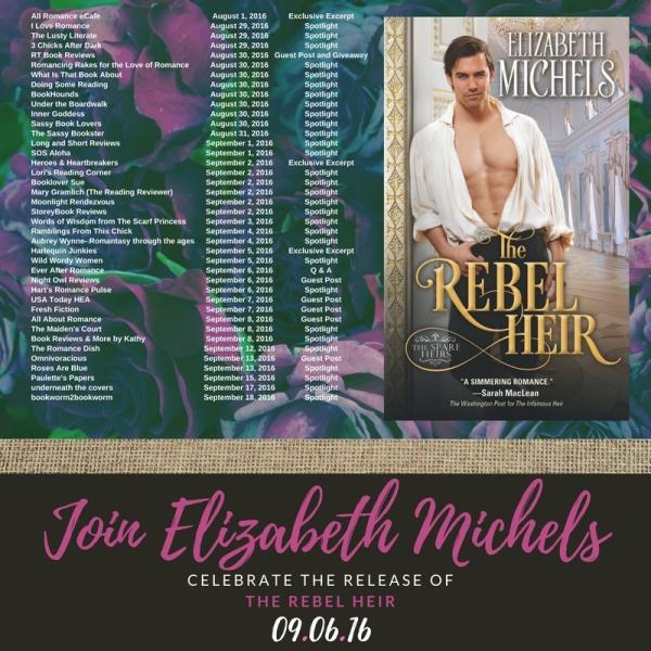 rebel heir promo