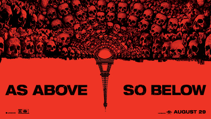 AS ABOVE, SO BELOW...https://storgy.com/2016/11/03/movie-review-as-above-so-below/