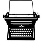 storgy typewriter logo