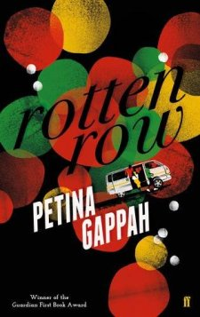 ROTTEN ROW by Petina Gappah...https://storgy.com/2017/02/11/book-review-rotten-row-by-petina-gappah/