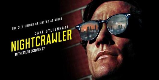 NIGHTCRAWLER...https://storgy.com/2016/10/15/movie-review-nightcrawler/