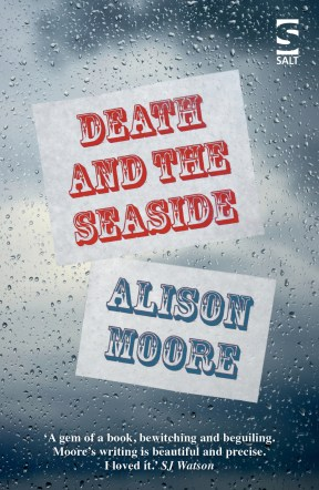 DEATH AND THE SEASIDE by Alison Moore...https://storgy.com/2016/11/29/book-review-death-and-the-seaside-by-alison-moore/