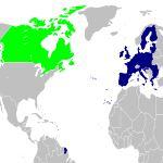 Canada e L'Unione Europea, partner dell'accordo CETA