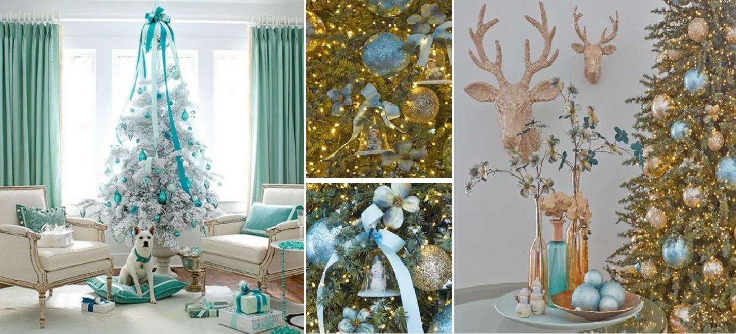 Albero di Natale 2014 tendenze colori e addobbi  Storia