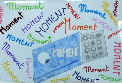 delle pastiglie Moment