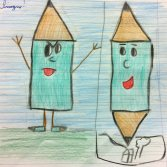 Storia di una matita 5