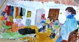Disegni dei ragazzi di San Nicola Arcella2