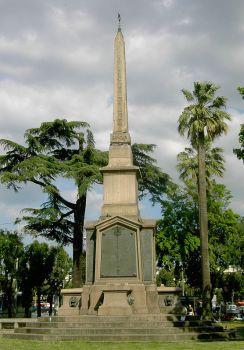 Obelisco di Dogali - Roma