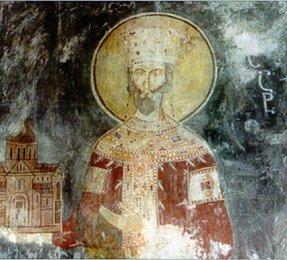 Bagrat_III_of_Georgia_(Gelati_mural)