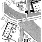Agorà di Atene - probabile posizione della Stoà delle erme