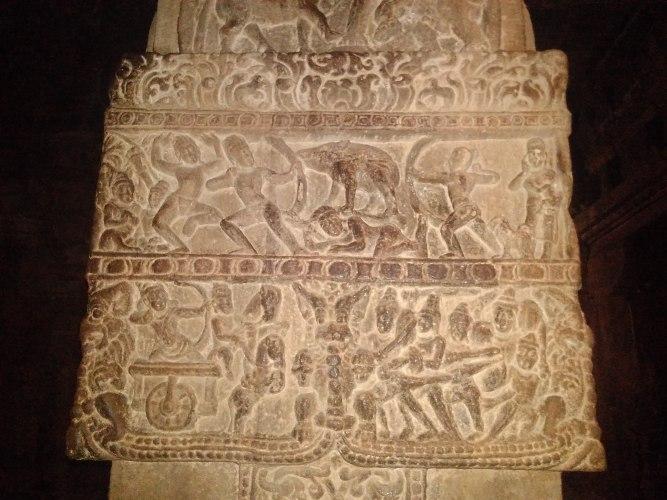 How Arjuna got the Paasupata Astra