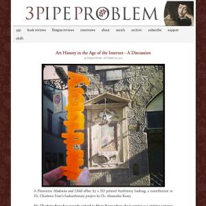 Three Pipe Problem, il blog di H. Niyazi