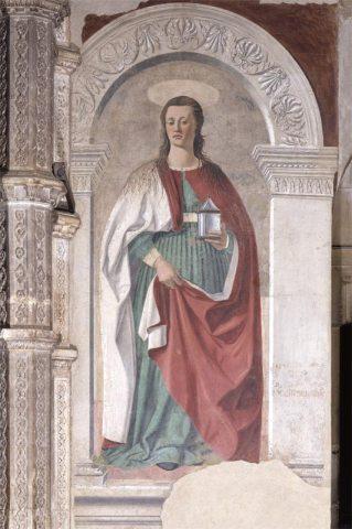 Piero della Francesca, Santa Maria Maddalena