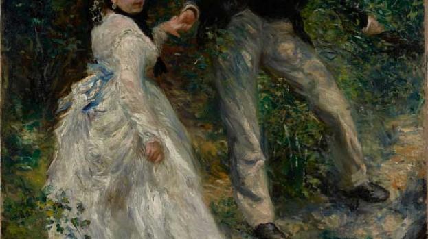 Renoir, La Promenade