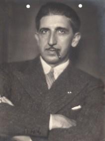 Roberto Longhi, 1934.