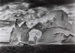 Iceberg. Penisola Antartica 2005, © Sebastião Salgado/Amazonas Images