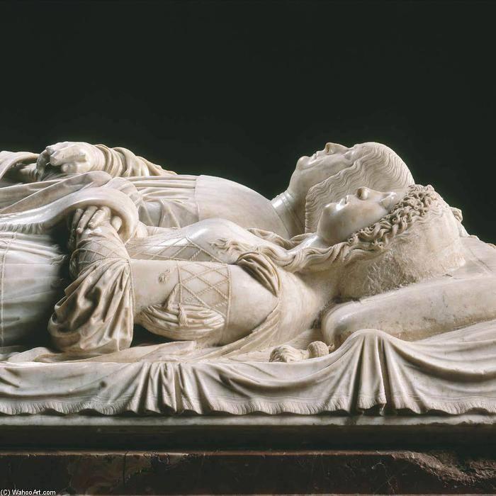 Cristoforo Solari detto il Gobbo, Monumento funebre di Ludovico il Moro e Beatrice d'Este