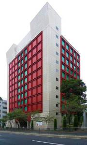 Gae Aulenti. Istituto Italiano di Cultura. Tokyo