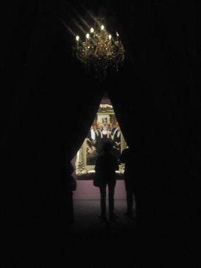 Mostra James Tissot, sala espositiva