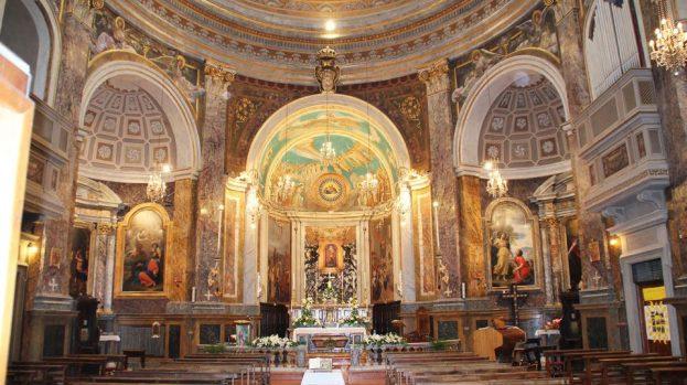 Camerino, Chiesa di Santa Maria in Via prima del terremoto