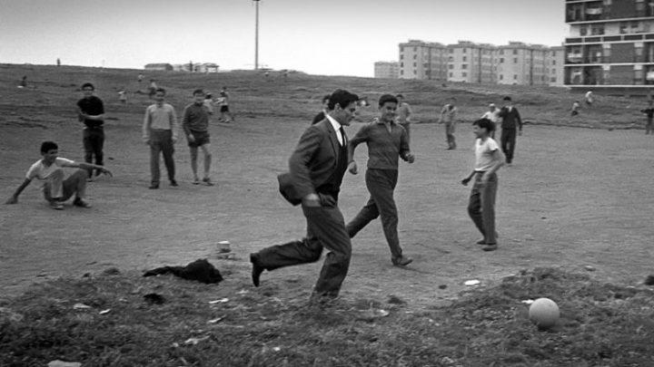 Pier Paolo Pasolini, il calcio, Roma | Numerosette Magazine