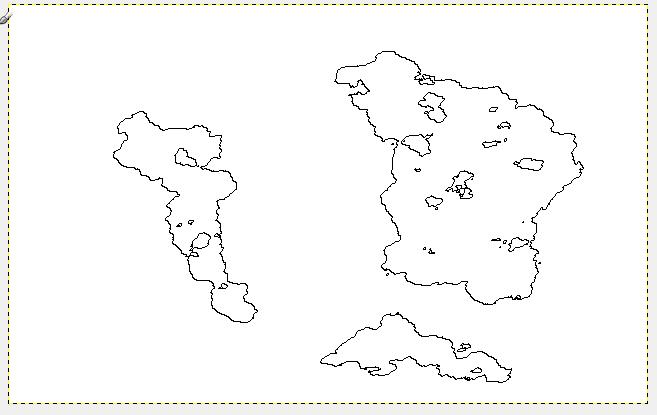 Riprendi la mappa che avevi finito nell'ultimo Tutorial, prima dell'ultimo passaggio.