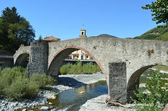il ponte medievale di San Michele