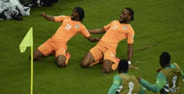 Drogba & Gervinho, la coppia d'oro della Costa D'Avorio