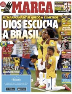 "Brasile, aiuti dall'""alto""?"
