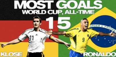 Ronaldo vs. Klose: come nel 2002, sarà Brasile-Germania. Miro ci sarà, il Fenomeno ha smesso da tempo