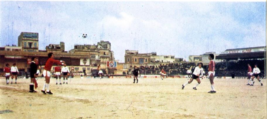 Malta – Germania Ovest 0-0, un sogno in pozzolana datato 1979