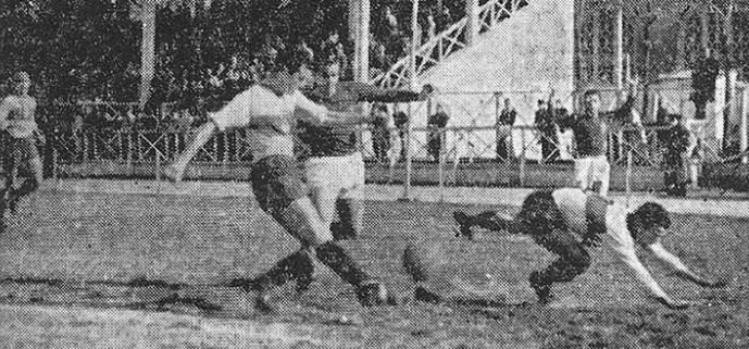 La Serie A del 1944: quando a Roma c'era anche la Mater