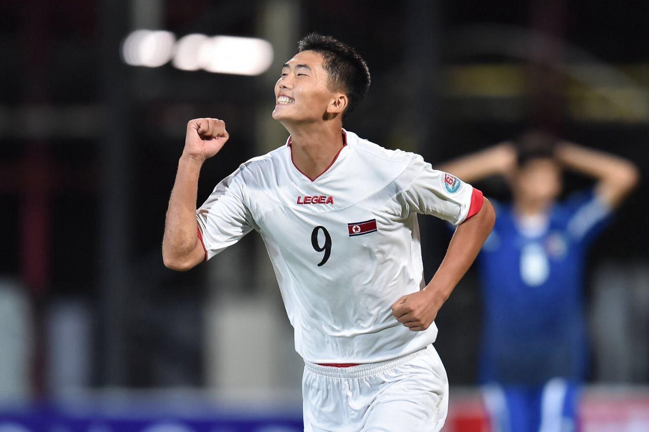 La Corea del Nord sbarca in Serie A con il gol di Kwang-Son Han