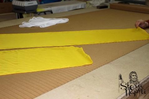 L'inserimento dei tessuti