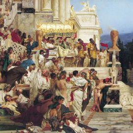 18 luglio 64 d.C.: l'incendio di Roma