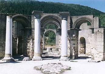Rovine dell'antica Marcianopoli, nell'odierna Bulgaria