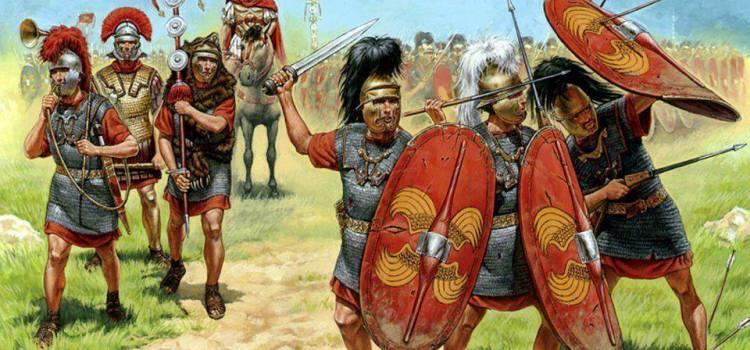 I legionari di Cesare