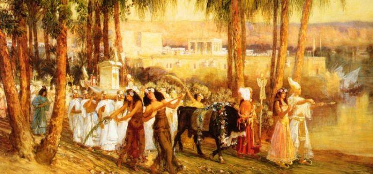 Il Navigium Isidis e il Carnevale