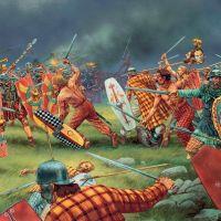 La battaglia di Waitling Street