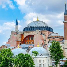 La Basilica di Santa Sofia