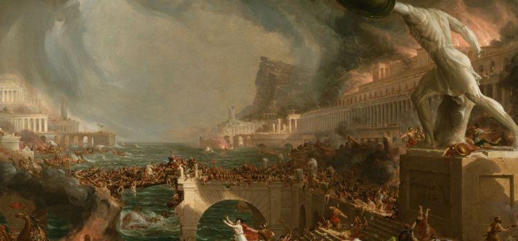 Fine o trasformazione dell'impero romano?