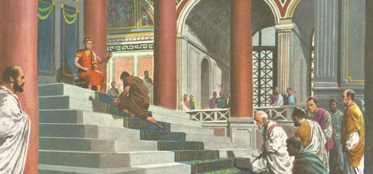 Diocleziano e l'assolutismo al potere