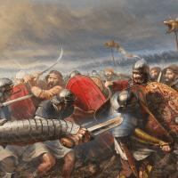 La battaglia di Tapae e Adamklissi